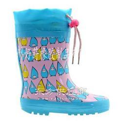 儿童橡胶雨鞋图片
