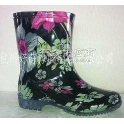 pvc雨靴图片