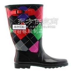 漂亮女士雨靴图片
