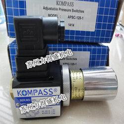 台湾康百世KOMPASS压力继电器JPS-02L 全新现货图片