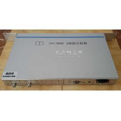 SDI2画面分割器LCD-SDI-2F打折销售图片