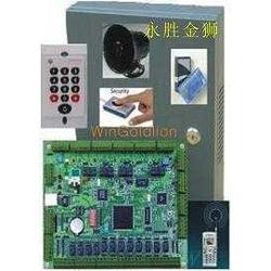TCP/IP联网型四门门禁控制器图片