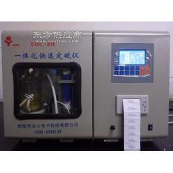 煤炭定硫仪 测硫仪厂家 快速智能一体定硫仪 煤炭硫含量检测图片