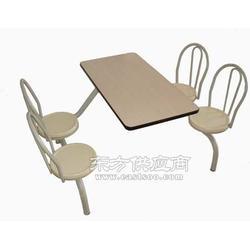 临高快餐桌椅图片
