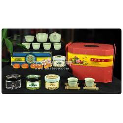 大程瓷业中秋礼品瓷将军茶具 高端精美瓷图片