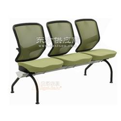 等候区排椅,网布三人位座椅,公共场所休息排椅定做厂家图片
