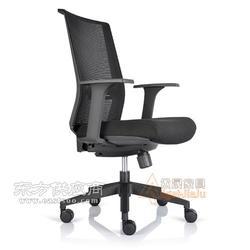 办公电脑椅 网布职员工作椅 员工办公会议椅定制图片