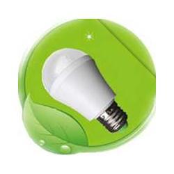 聲控雙亮度球泡燈電源雙功率電源3W智能改造節能燈圖片