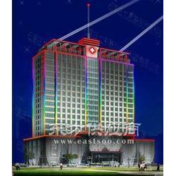 七彩型号大楼亮化工程图片