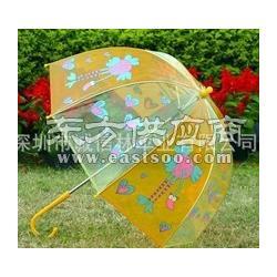 供应耐用塑胶雨伞图片