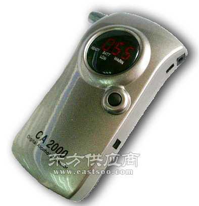 酒精检测仪 ca2000 手持呼吸式 专业测酒仪