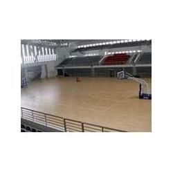 国际专业建设木地板体操馆最好的室内运动木地板球馆图片