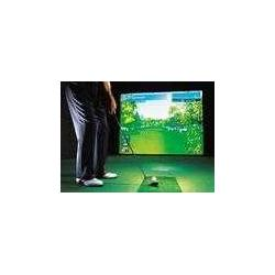 专业为单位建设模拟高尔夫的公司 室内高尔夫承建图片