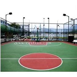 专业建设室外篮球场单位/室外塑胶篮球场建设图片