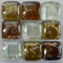 琉璃幻彩面包珠马赛克图片