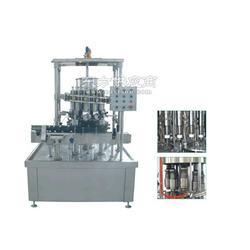膏体酱类灌装机可生产各种花生酱甜酱草莓酱等图片