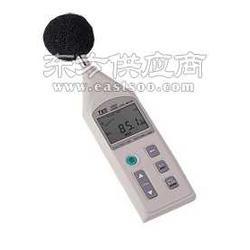 台湾泰仕TES-1357声级计TES1357噪音计代理商图片