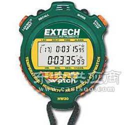 供應美國EXTECH 溫濕度秒表HW30溫濕度儀HW-30圖片