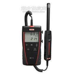 广州代理商卖手持式温湿度仪HD110法国KIMO HD110S图片