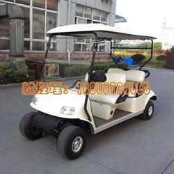 4座电动高尔夫球车图片