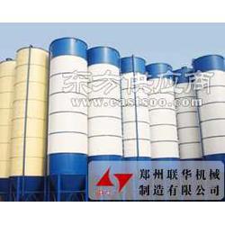 水泥仓200吨散装水泥罐图片