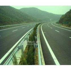 省道公路波形梁护栏图片
