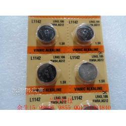 VINNIC松柏L1142环保钮扣碱性电池图片