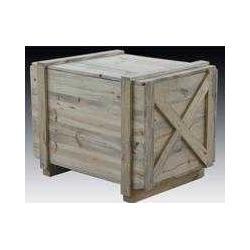 胶合板钢带箱图片