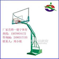 液压篮球架哪里卖的质量好又便宜图片