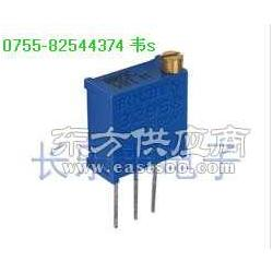 3296W-1-103LF电位器BOURNS精密多圈电位器图片