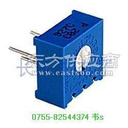 3386P精密可调电位器图片