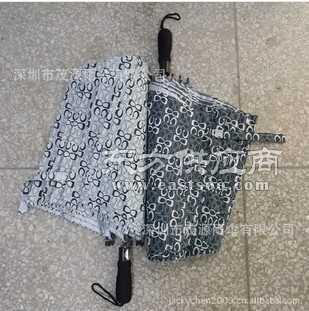 供应27寸二折自动遮阳伞 超大防紫外线伞