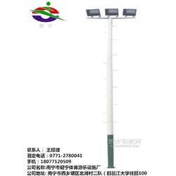 球场灯杆多少钱一根/一根灯杆的多少钱图片