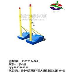 羽毛球柱/气排球柱图片