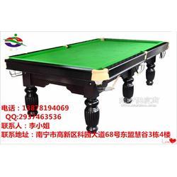 桌球台是多少钱/一张家用台球桌图片