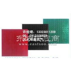 配电室绝缘地胶板 高压绝缘胶垫 红色绝缘胶板厂图片