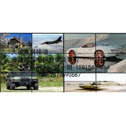 47寸LCD最窄液晶电视拼接墙案例图展示图片