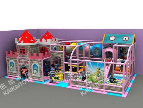 室内儿童游乐场kk2010淘气堡图片
