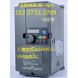 VM06-0900-L4三垦变频器 日本三垦90KW变频器 中文液晶面板图片