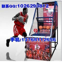 投篮机哪里有的卖啊儿童投篮机 庆恒投篮机图片