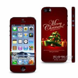滴胶厂家专业生产手机彩贴Iphone5S 手机外壳贴膜图片