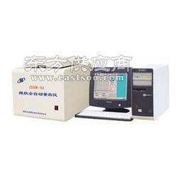 煤炭热值仪器大卡测定仪ZDHW-8A微机全自动量热仪图片