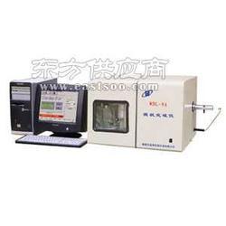 煤焦化验仪器定硫仪微机定硫仪煤中全硫测定仪图片
