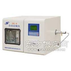 测煤炭含硫量的仪器ZDL-9自动定硫仪图片