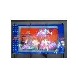 46寸液晶拼接墻LTI460HN07大屏幕超窄邊圖片