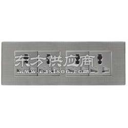 118型墙壁插座/118墙壁开关厂家/四位多功能插座图片