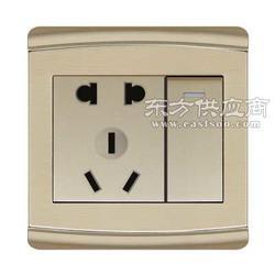 电工电器开关开关插座代理墙壁开关插座加盟图片