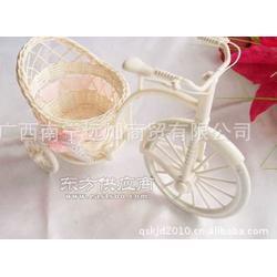 圣诞树厂手工编织工艺品图片