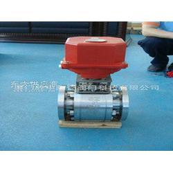 陶瓷阀门厂供应电动全衬陶瓷球阀图片