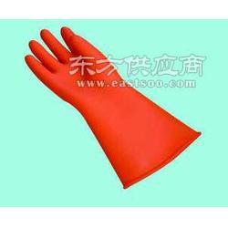 高性能天然乳胶制成100优品质绝缘手套图片